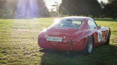 2012 Goodwood Revival: Ferrari 250 GT SWB/C Swiss VS