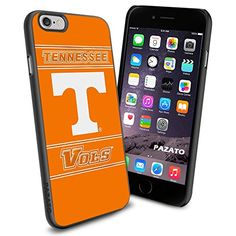 """Tennessee Volunteers iPhone 6 4.7"""" Case Cover Protector for iPhone 6 TPU Rubber Case SHUMMA http://www.amazon.com/dp/B00T2TST3A/ref=cm_sw_r_pi_dp_EO7lvb0TK5F4B"""