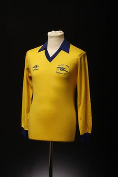 Arsenal FA Cup Final Shirt 1978 | by umbrofootball