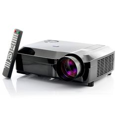 HD Fantasy - Dual Core Android 4.2 HD Projector (2800 Lumens, 2000:1, 1.4GHz, WiFi, Black)