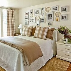 GRACIOUS SOUTHERN LIVING: Sneak Peek At Southern Living Guest Room