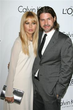 Rachel Zoe and Rodger Berman look sleek and sophisticated at ELLE's 19th annual Women in Hollywood celebration