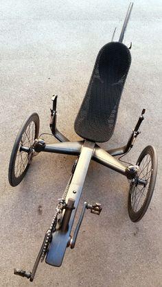 Formula carbon trike prototype