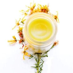 "Nourishing Skin Care Balm! Naturally care for your skin with this herbal healing weeds balm made with a green blend of healing wild northeastern ""weeds"" like plantain, yarrow & St. John's Wort from Phoenix Botanicals! This handcrafted artisan skin care balm makes a great gift for Mother's Day too!"