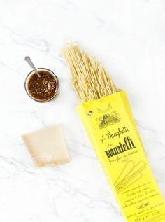 Pasta al Pesto | Gegessen wird immer