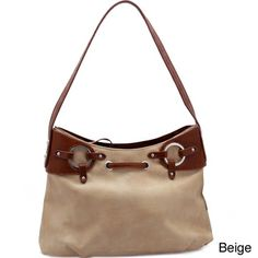 Dasein Grommet Shoulder Bag- more colors available