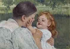 Philadelphia Museum of Art - Collections Object : Maternal Caress