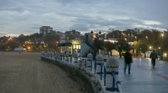 Santander a dos luces༺✿Teresa Restegui http://www.pinterest.com/teretegui/✿༻