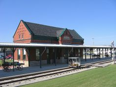 Independence, Iowa train station | Flickr - Photo Sharing!