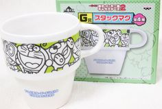 一番くじ 藤子・F・不二雄キャラクターズ2 G賞 スタッフマグ ドラえもん マグカップ