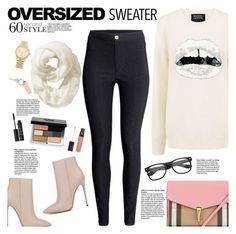 """""""60-Second Style: Oversized Sweater 