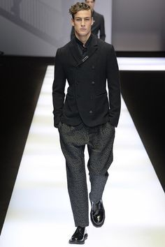Emporio Armani Fall/Winter 2017 - Fucking Young!