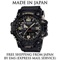 CASIO G-SHOCK  MUD MASTER GWG-1000-1AJF MASTER OF G FREE SHIPPING MADE IN JAPAN #CASIO