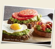 Win free avocados! Pin your fave avocado breakfast recipes for a chance to win-- check it out: http://www.californiaavocado.com/avocados-for-breakfast#cac4breakfast-pinterest-contest