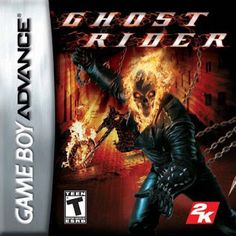 Emularoms: Ghost Rider ( BR ) [ GBA ]