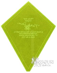Wacky Web Template from Missouri Star Quilt Co - I bought it!