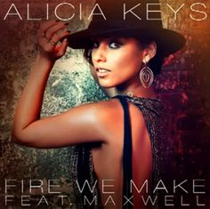 Alicia Keys : Un clip brûlant pour Fire We Make - StarsBlog.fr