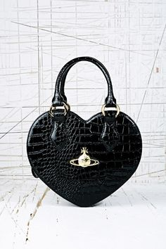 Vivienne Westwood Chancery Heart Bag at Urban Outfitters
