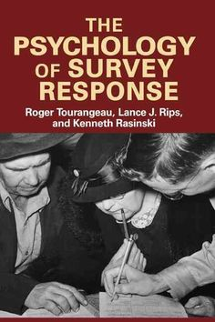 Precision Series The Psychology of Survey Response