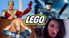 Cineast: Уилл Феррелл, Лиам Нисон, Элисон Бри и Ник Офферман озвучат персонажей Lego