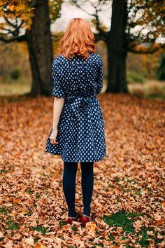 polka dot dresses forever