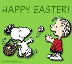 Happy Easter from the Easter Beagle!