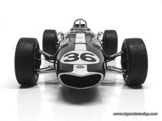 Dan Gurney's own 1967 Spa winner