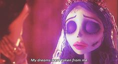 Emily and Victor Corpse Bride | Emily - corpse-bride Fan Art