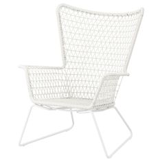 nice ikea outdoor lounge chair I LOVE this chair. HÖGSTEN Armchair IKEA white plastic but looks like rattan or. Ikea Outdoor, Patio Ikea, Patio Chairs, Outdoor Spaces, Outdoor Chairs, Dining Chairs, Outdoor Armchair, Ikea Dining, Indoor Outdoor