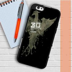 30 Second To Mars Art iPhone 6   6S Case Casefreed