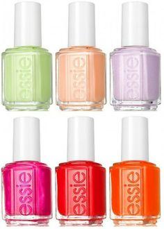 colorful nails #KSadventure #KendraScott