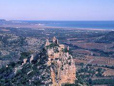 Castillo de Miravet, Cabanes, Castellón