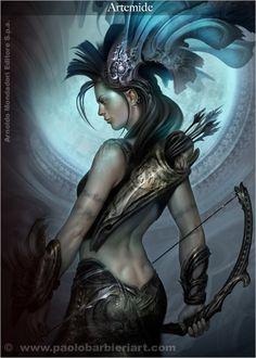 """TALES OF THE GODS"": Artemide"