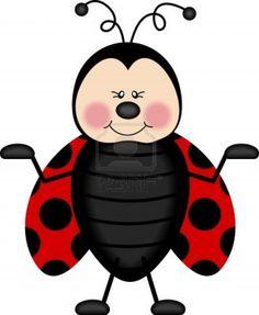 Joyful Ladybug Stock Photo - 14125885