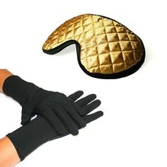 Anti-Aging Proskins GOLD Mask & Glove Set (Gold) from Proskins