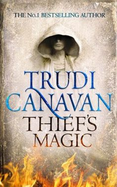 ~UTC's Review of Thief's Magic @UTCbookblog @ANGELAcarrr @FMG_29 @SUZANNEthewench @ANNcraven  #books #reviews