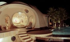 1970s Future or Futuristic Decor | Pierre Cardin's Bubble House | Voices of East Anglia