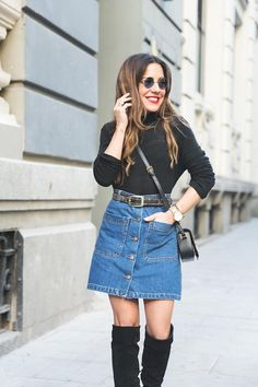 91f600ce8 Las 10 mejores imágenes de Como combinar faldas