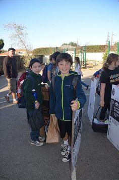 Annual All School Science Fair 2015