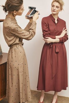 Akhmadullina Dreams, Ready-To-Wear, Москва Modest Dresses, Elegant Dresses, Pretty Dresses, Casual Dresses, Bridesmaid Dresses, Wedding Dresses, Modest Fashion, Fashion Dresses, Color Type