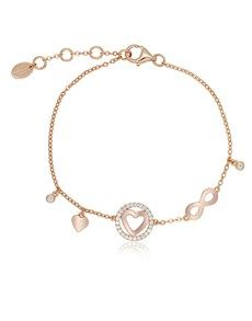 NetJewel is SA's largest sameday jewellery and gift delivery service. Order jewellery like mothers day online. Mother's Day Online, Infinity Charm, Rose Gold Plates, Bracelet Set, Stones, Delicate, Gold Necklace, Delivery, Jewellery