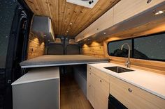 (805) 450-9779 Our goal is to provide uniquely designed custom camper vans that fit all of your needs, and at the same time are cost efficient