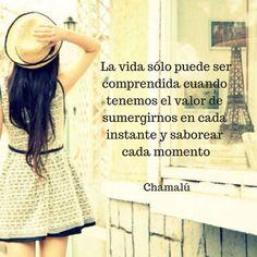 La vida... Chamalú