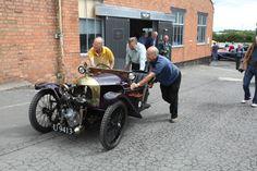 Der Morgan 3-wheeler / 3W / M3W ... handgefertigt von Morgan 3 Wheeler (Morgan Motor Company) (The Morgan 3-Wheeler - hand-crafted by M3W ( MMC)) | #M3W #3wheeler | #Morgan3Wheeler | #MorganMotor | #est1909