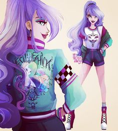 """Polubienia: 1,674, komentarze: 12 – Ivy (@princeivythefirst) na Instagramie: """"Kitty Cheshire's second Signature Outfit (which needs a name) ~ i hope i will have as much…"""""""