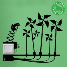 Eco-friendly light switches