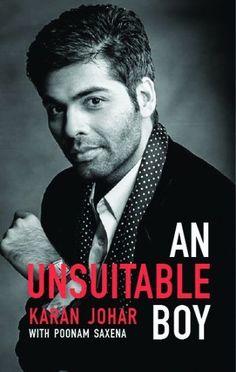 An Unsuitable Boy (English Hardcover Karan Johar Poonam Saxena) @ Rs.197