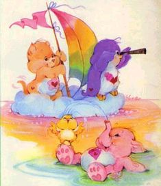 care bear clipart   Care Bear Clip Art 741   Flickr - Photo Sharing!