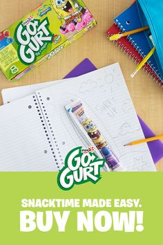 Find your favorite Go-GURT today! Buy now for easy snacks later. Healthy Food Choices, Healthy Kids, Fall Crafts, Diy And Crafts, Hair Steps, Class Snacks, Road Trip Food, Swedish Interiors, Haitian Recipes
