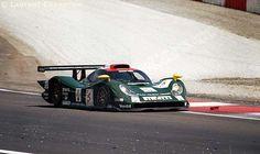 5 - Porsche 911 GT1-98 #005 - Zakspeed Racing  FIA GT Championship Dijon 1998